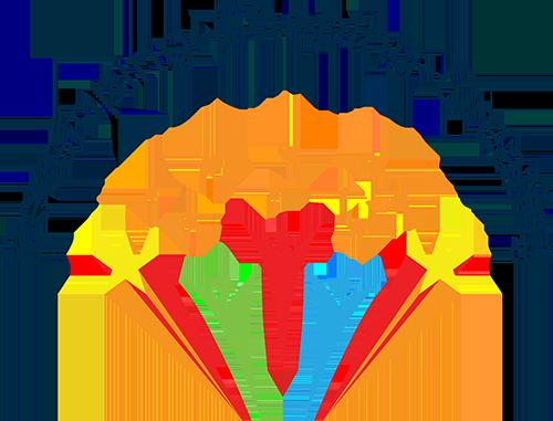 Developing Shaping Creating Logo